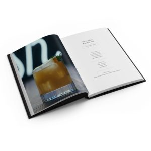 NoLo cocktail book